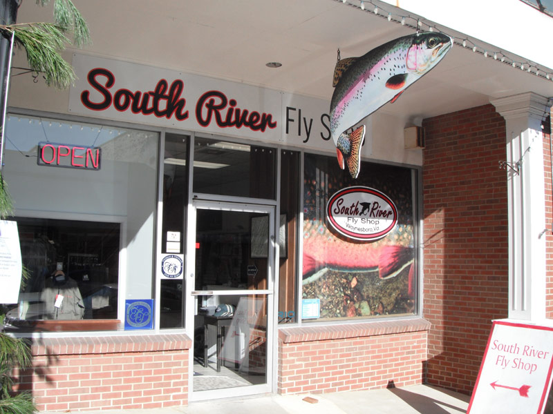 South River Fly Shop Photo